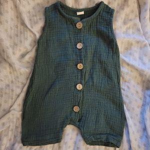 100% cotton baby jumper